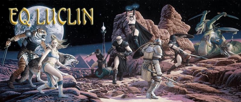 EQ LUCLIN (Alpha) - EQEmulator Forums