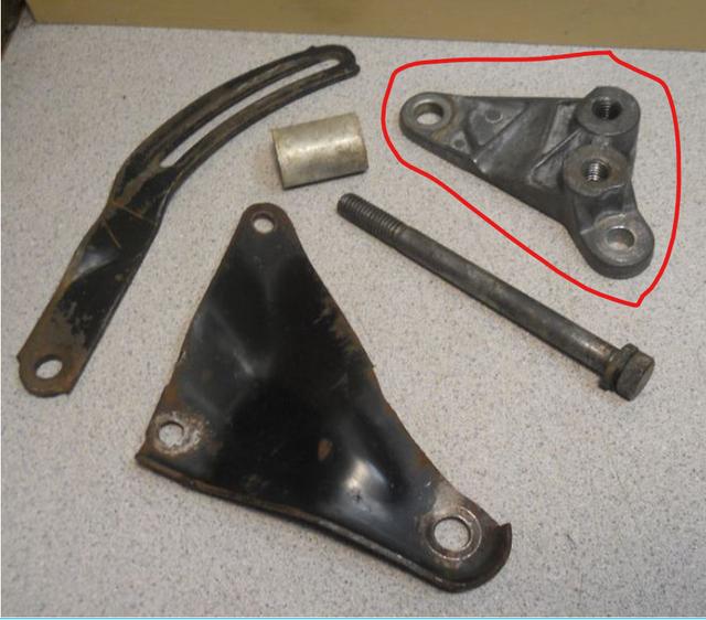 Mustang-alternator-bracket