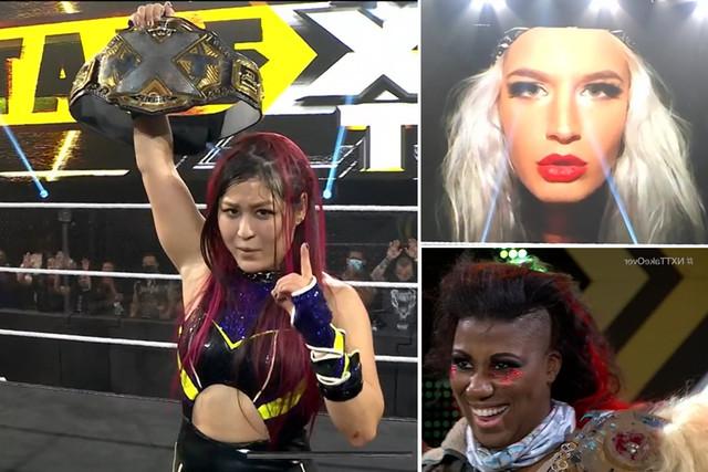 Toni Storm y Ember Moon vuelven a NXT
