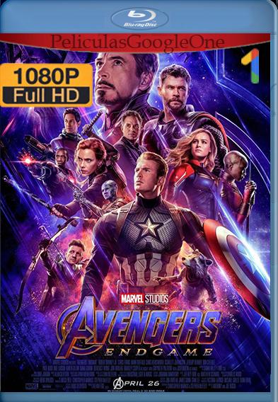 Avengers: Endgame (2019) [1080p HD BRip] [Latino-Inglés] [GoogleDrive] – Wolf Levine