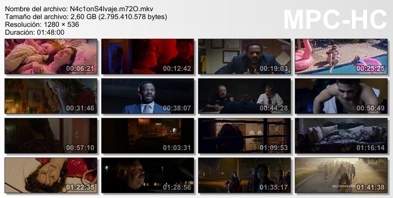 NaciГіn salvaje (2018)[MicroHD 720p][Castellano/Ingles][Thriller][VS]