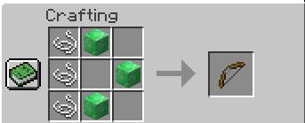 EmeraldBowRecipe