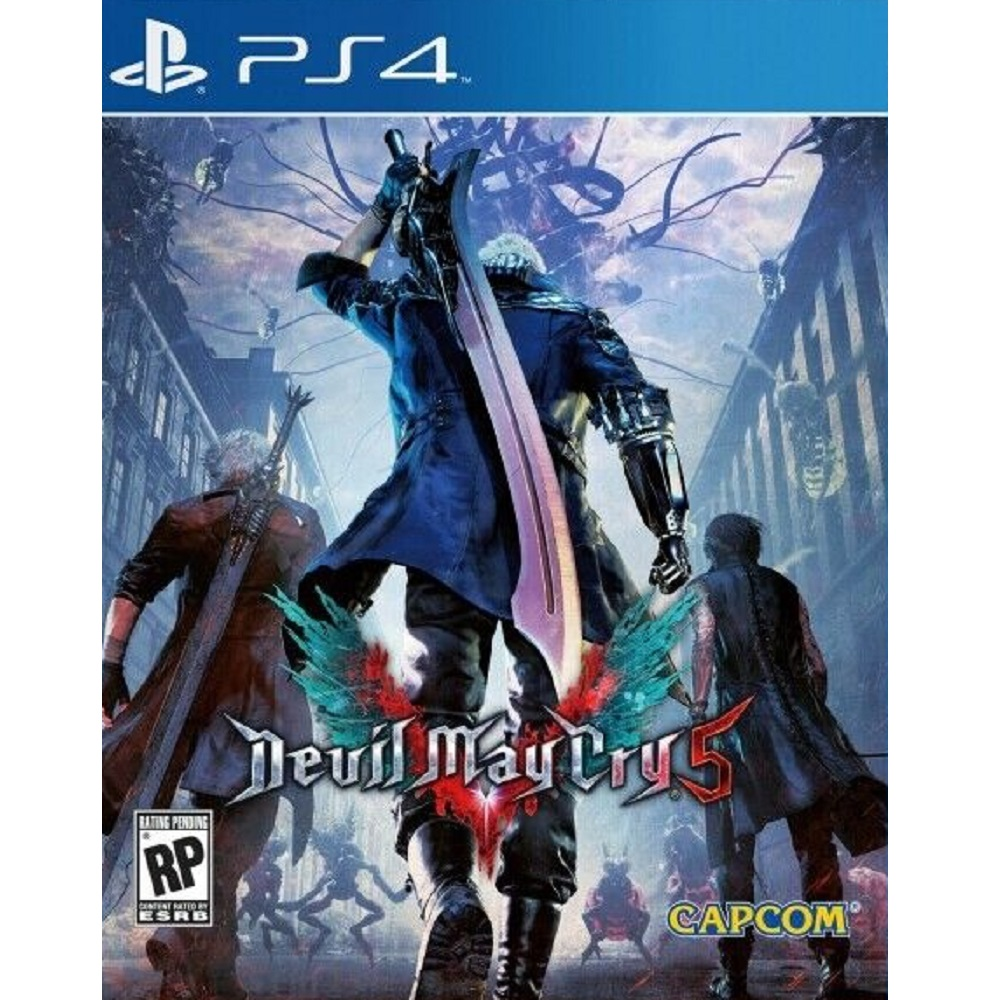 PS4 Devil May Cry 5 (Basic) Digital Download