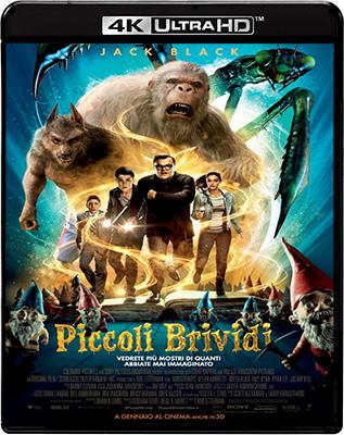 Piccoli brividi (2015) .mkv UHD 4K ITA/ENG WEBRip 2160p x265 - Sub