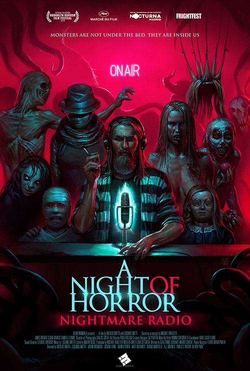 A Night of Horror: Nightmare Radio | 2021 | m720p - m1080p | WEB-DL | Türkçe Altyazılı | Tek Link