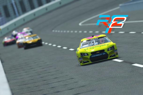VRC NASCAR 2021 - Round 17 - Texas