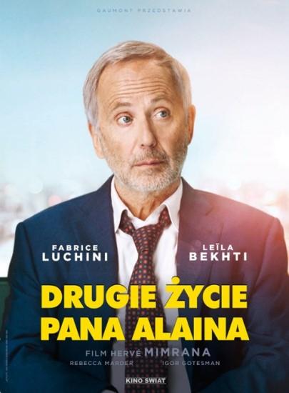 Drugie życie Pana Alaina / Un homme pressé (2018)