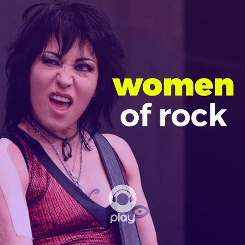 VA - Women of Rock (2021)