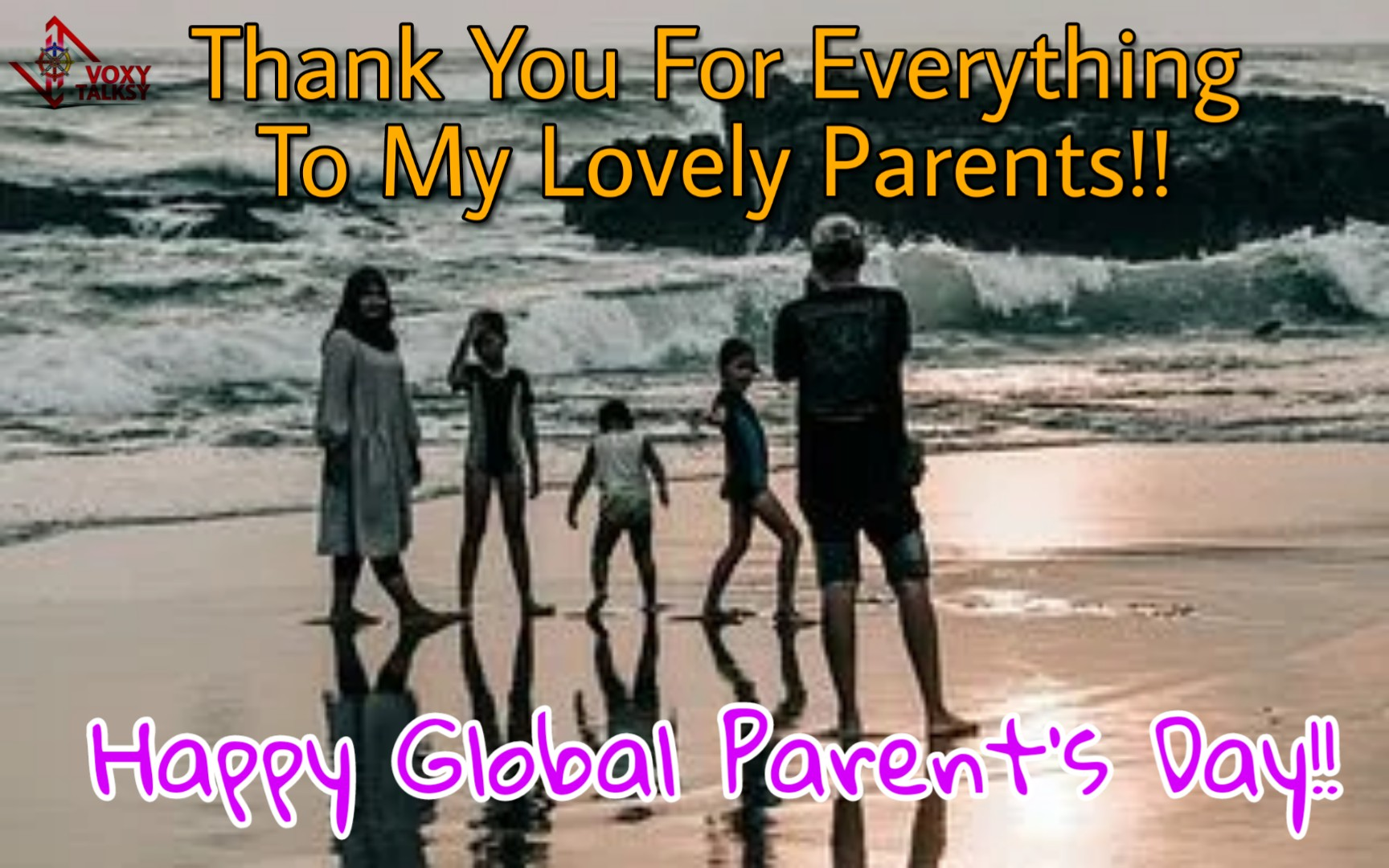 Global Day Of Parents 2020: Wishes, About & Celebration | Parents Day | VoxyTalksy