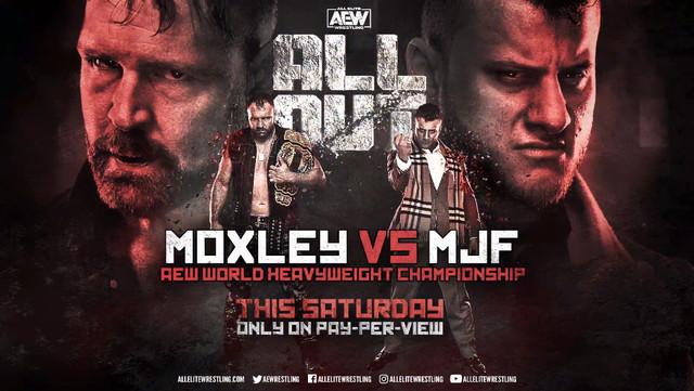 Jon Moxley vs. MJF