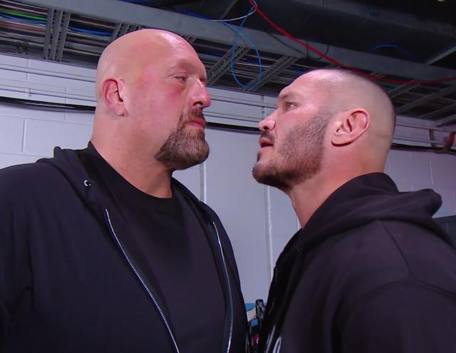 Randy Orton amenaza a Big Show en Raw Leyendas