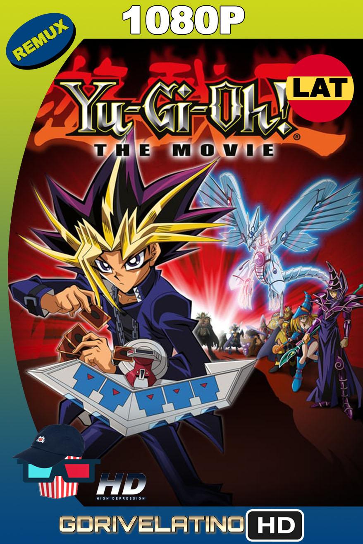 Yu-Gi-Oh! La Película – La Pirámide de la Luz (2004) BDRemux 1080p Latino-Inglés MKV