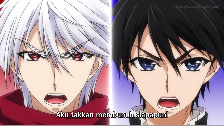 Download Plunderer Episode 12 Subtitle Indonesia