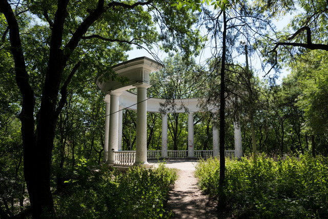 Ессентуки, достопримечательности, Курортный парк, бювет, минеральная вода, что посмотреть в Ессентуках