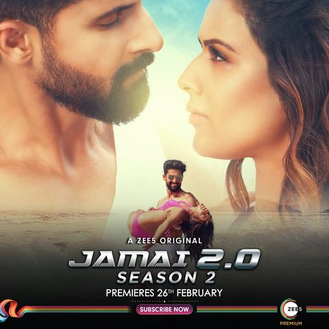 Jamai 2.0 (2021) S02 Hindi Complete Web Series 480p HDRip x264 AAC 800MB ESub