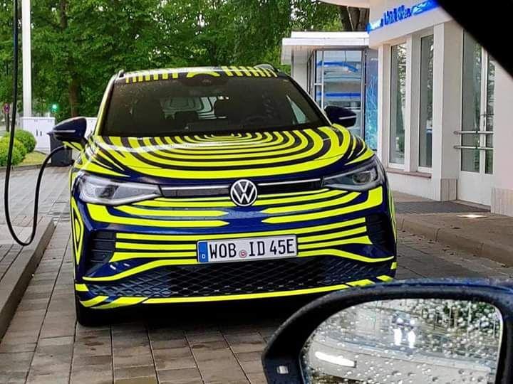 2020 Volkswagen ID.4 61