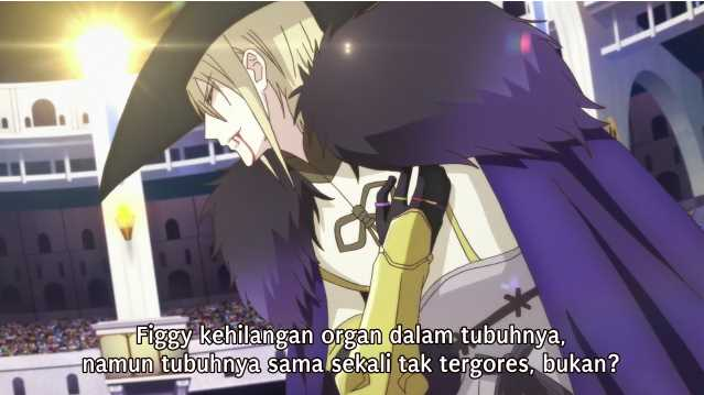 Infinite Dendrogram Episode 8 Subtitle Indonesia