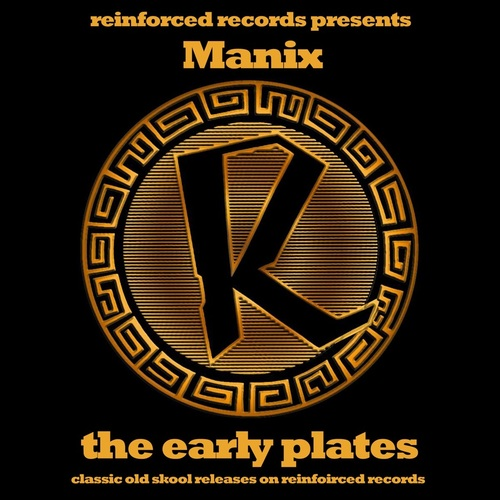 Manix - The Early Plates 2008