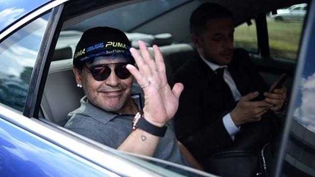 Punya Tiga Anak di Luar Nikah, Maradona Bakal Jalani Tes DNA
