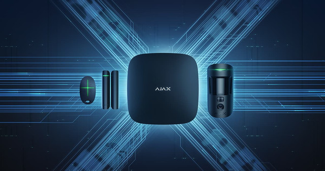 Ajax Systems сигнализации