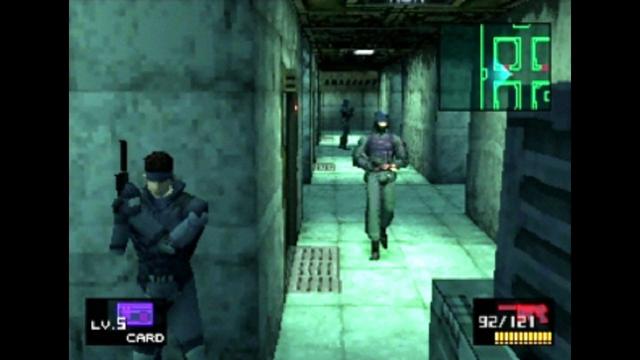 22年前的今天,《潛龍諜影》在PS平台發售(1998年9月3日) Image