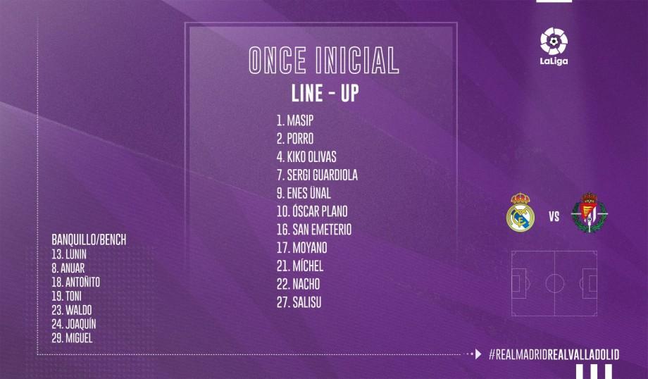 Real Madrid C.F. - Real Valladolid C.F. Sábado 24 de Agosto. 19:00 - Página 2 IMG-20190824-174014