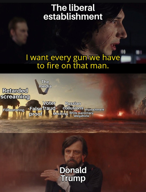 Fire-on-Trump