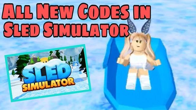 Code Sled Simulator Roblox Juni 2021 Terbaru, Segera Redeem Sekarang