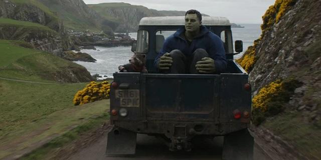 Hulk-Truck