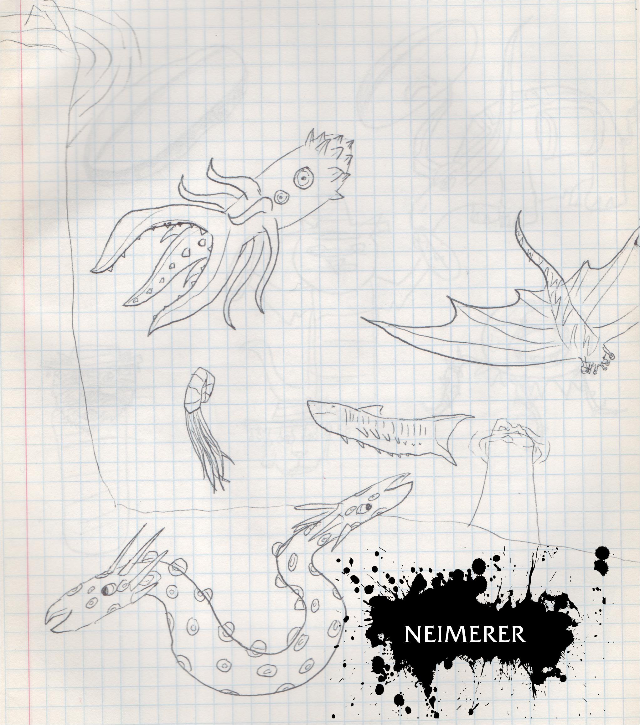 (31) Dibujos de SPORE 020