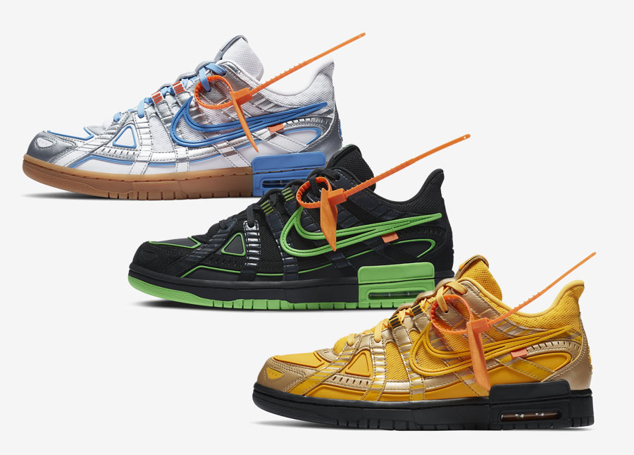 Rubber Dunk x Off-White