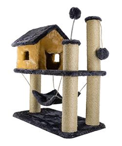 Arranhador para Gatos House Luxo Pet