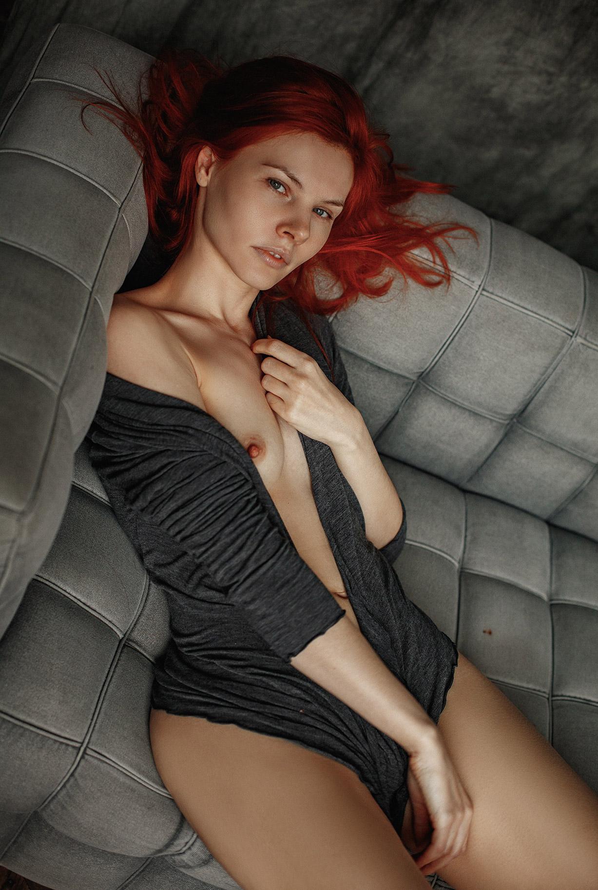 сексуальная -рыжая лиса- Наташа Коротовских / фото 07