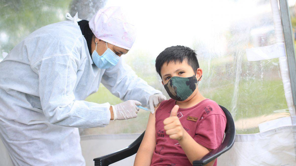 ENTRE RÌOS:Inicia esta semana la vacunación a niños entre 3 a 11 años