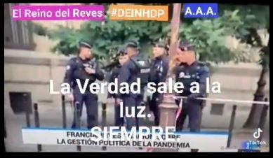 LA JUSTICIA FRANCESA ACTÚA.