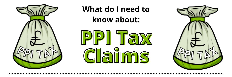 PPI Tax Claims Header