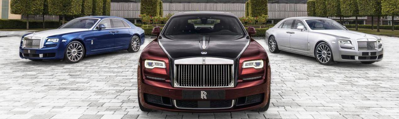 Image de la catégorie Rolls Royce