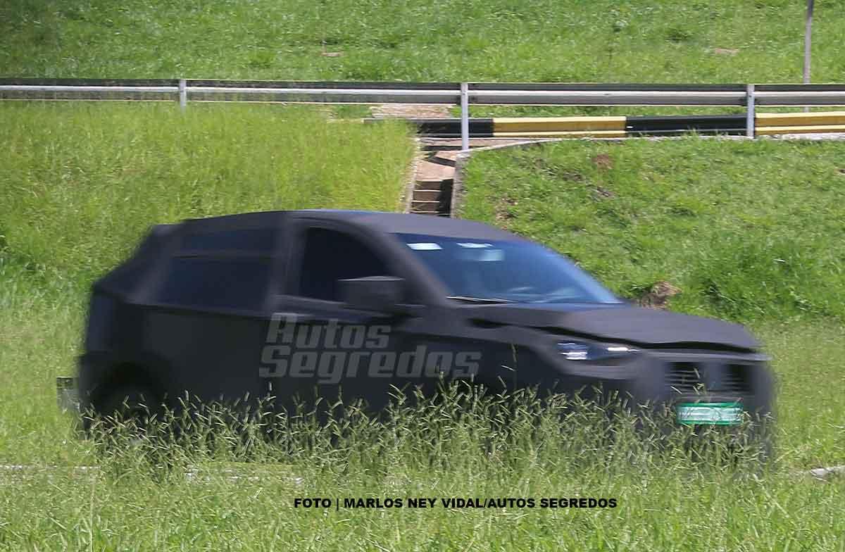 2021 Fiat Argo SUV 4