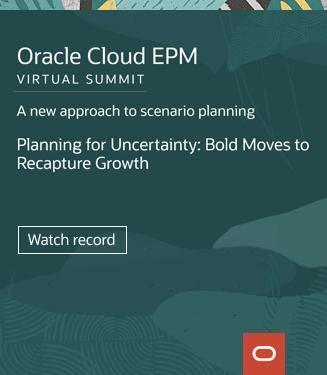 Oracle Cloud EPM