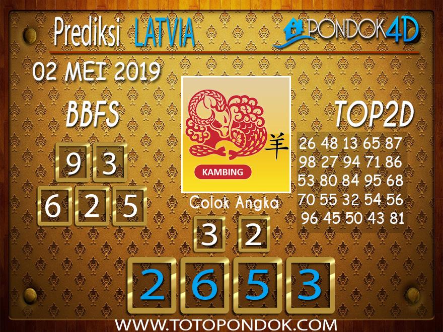 Prediksi Togel LATVIA PONDOK4D 02 MEI 2019