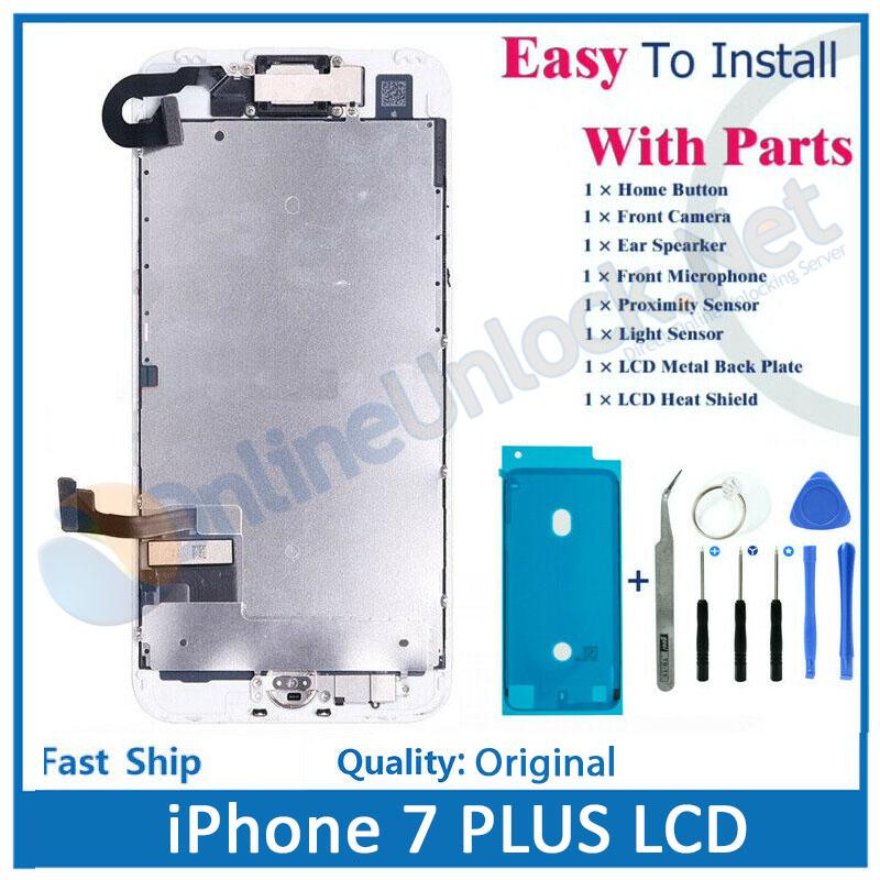 iPhone 7 +  Original LCD Replacement Original (Price BHD 15.000)