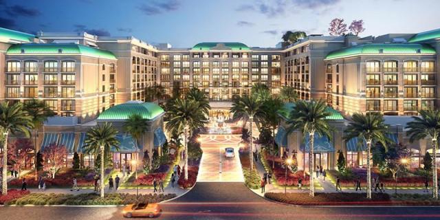 Anaheim-Resort
