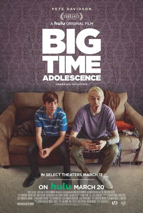 Big Time Adolescence (2019) PL.1080p.WEB-DL.x264.DD5.1-RX   Lektor PL
