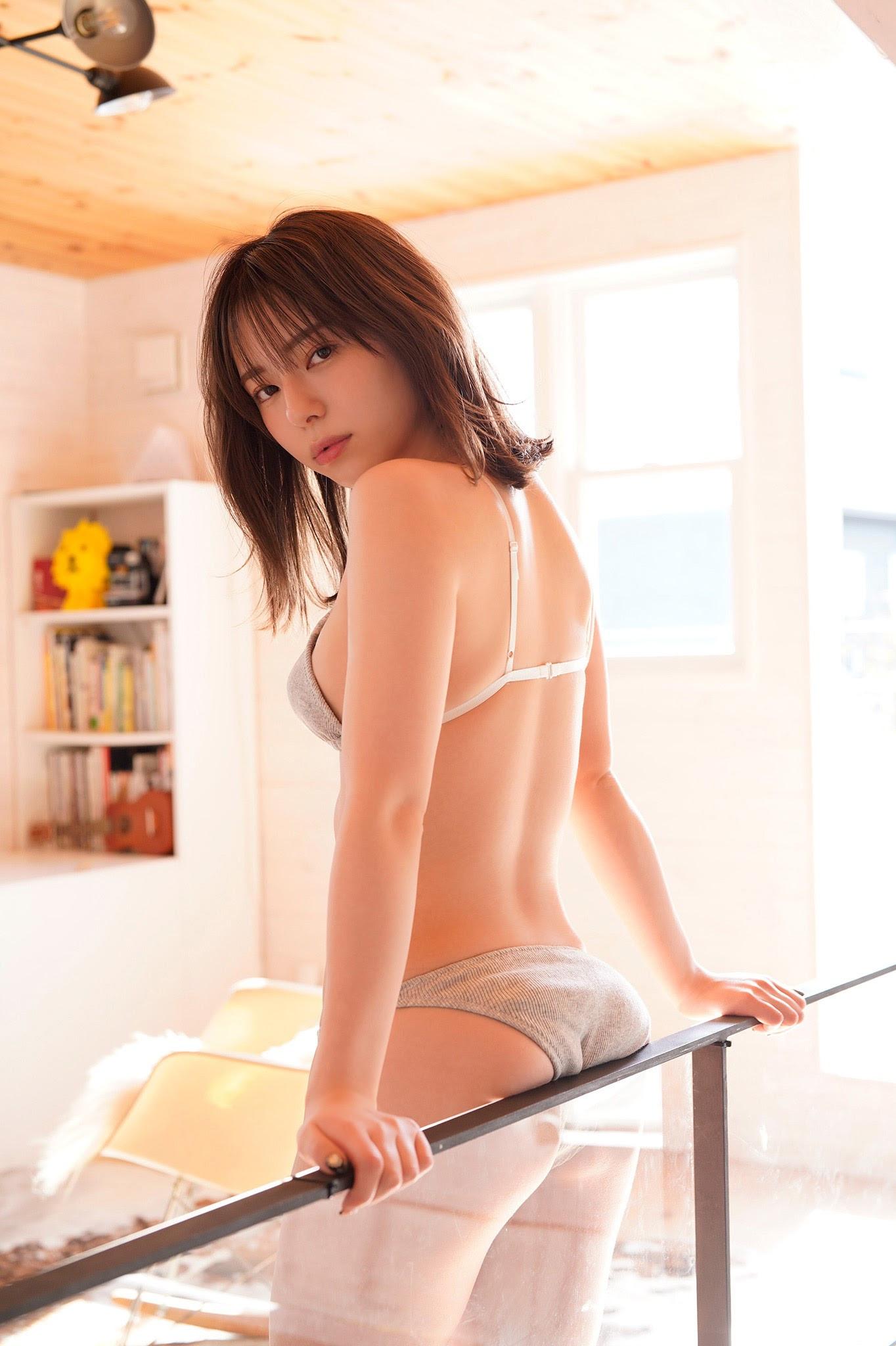 [Yanmaga Web] マーフィー波奈・ヤンマガアザーっす!022