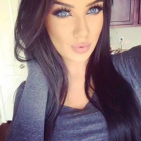 beautiful blue eyes girl Favim com 2796635