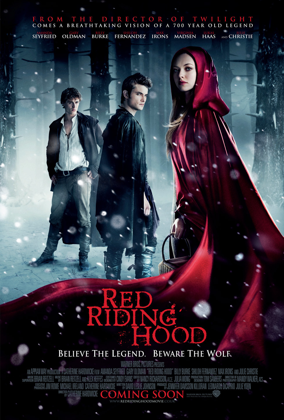 Red Riding Hood Hindi Dubbed Movie 720p