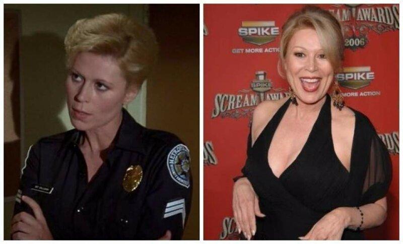 Лесли Истербрук, 69 лет - сержант Дебби Каллахан актеры, кино, комедия, любимое кино, полицейская академия, роль, фильм, юмор