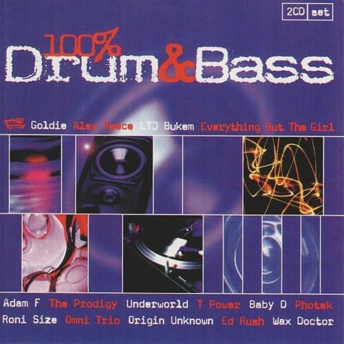 Download VA - 100% Drum & Bass mp3
