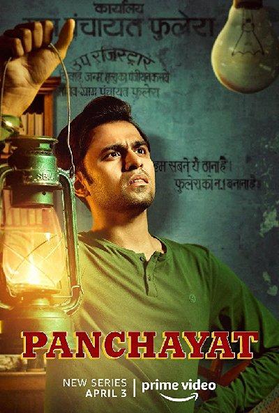 Panchayat (2020) 720p Hindi HDRip x264 1.4GB ESub MovCr