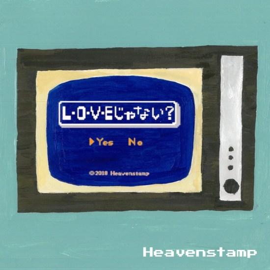 [Single] Heavenstamp – L.O.V.E ja nai?
